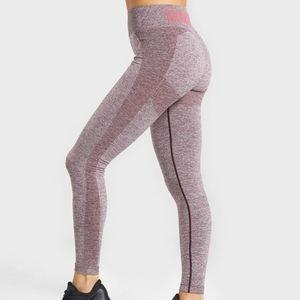 NWT Gymshark Highwaisted Flex Legging Winter Berry